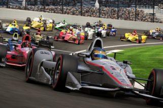 Project CARS 2 Indycar VR videó