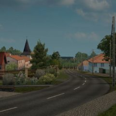 ETS2 Czech Map v1.4