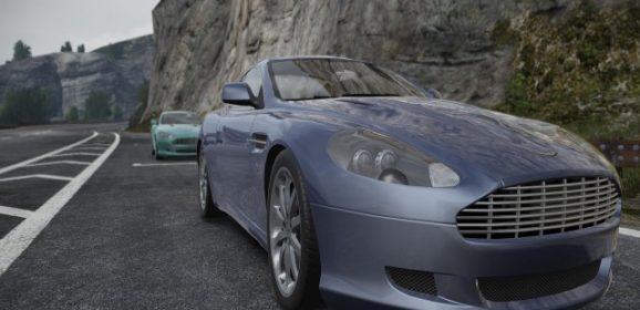 PC Aston Martin DB9 v1.2