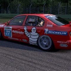 AC  1999 Nissan Primera BTCC 07a