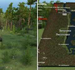 Spintires Bolo Map v1.1