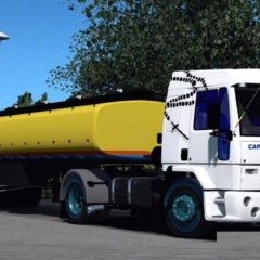 ETS2 Ford Cargo 1832