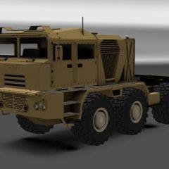 ETS2 Oshkosh Defense HEMTT A4 v1.27