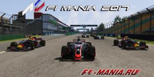 AC F1Mania TrackPack 2017