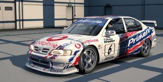 AC 1999 Nissan Primera BTCC 07c