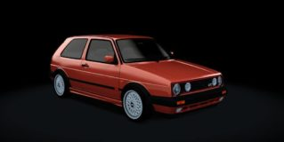 AC Volkswagen Golf MKII v1.14