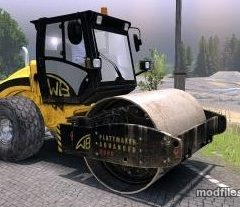 Spintires Liugong 614 H