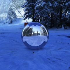 AC Showroom Snow v1.0