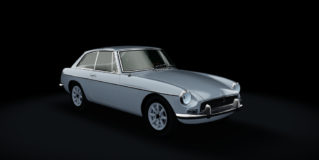 AC 1971 MG MGB GT v1.14