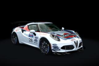 AC Alfa Romeo 4 Competizione S2 v1.14