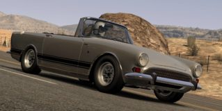 AC 1967 Sunbeam Tiger v1.14