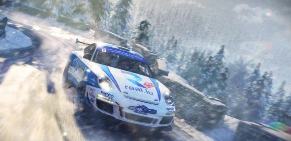 WRC7 Porsche 911 GT3 RS és M-Sport Fiesta RS WRC trailer