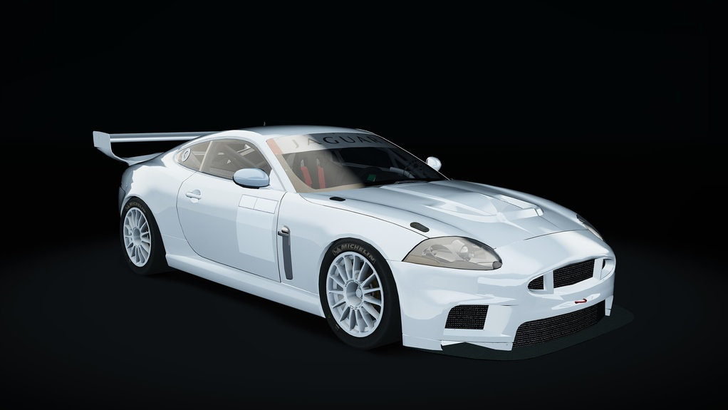 AC 2008 Jaguar XKR GT3 v1.15 - Hungarian SimWorld - Friss ...