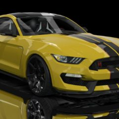 AC Ford Mustang GT350 TR v1.15