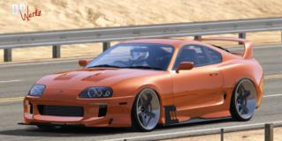 AC Toyota Supra v1.15