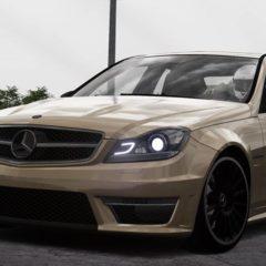 AC 2012 Mercedes-Benz C63 AMG v1.0
