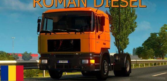 ETS2 ROMAN Diesel v1.1