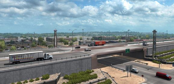 ATS New Mexico DLC