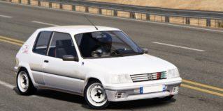 AC MSC Peugeot 205 Rallye v1.15