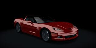 AC 2012 Chevrolet Corvette Z06+Targatop v1.15