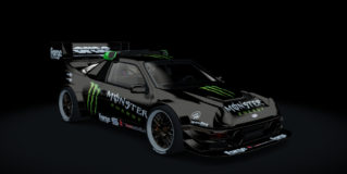 AC 2017 Ford RS200 Evo Pikes Peak Attack Monster v1.15