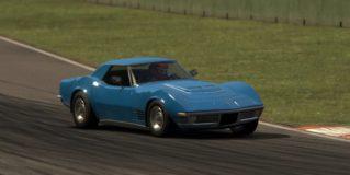 AC 1970 Corvette LT-1 REDUX 2018
