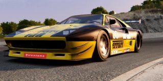 AC Ferrari 288xx GTO Hillclimb v1.16