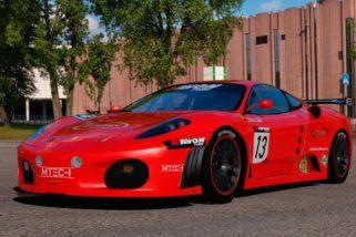 AC Ferrari 430 GT3 '07 v1.16