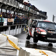 Tim Gábor újra győzött a Szilveszter Rallye-n!
