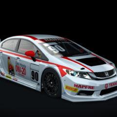 AC Honda Type-R TCR v1.16