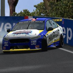 AMS Ford Falcon SuperV10