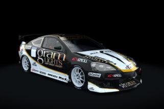 AC Honda Integra v1.16
