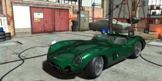 AC 1958 Aston Martin DBR1S v1.16