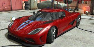 AC Koenigsegg Agera One v1.16