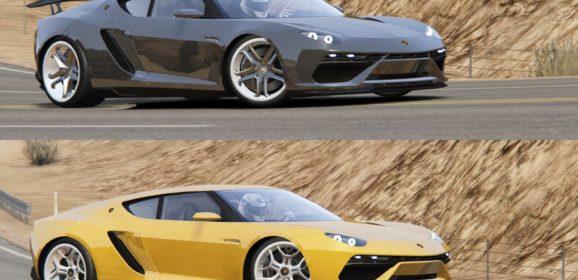 AC 2014 Lamborghini Asterion LPI 910-4 & LPI 1130-4 SV v1.16