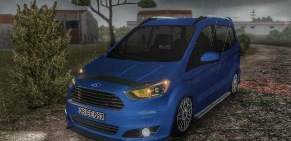 ETS2 Ford Tourneo Courier v1.30.x