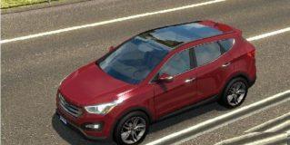 ETS2 Hyundai Santa Fe v1.0