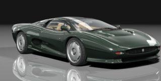 AC 1994 Jaguar XJ220 William Lyons Edition v1.16