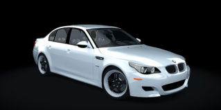 AC 2009 BMW M5 E60 Stock v1.16