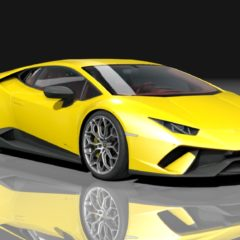 AC Lamborghini Huracan UGR 1200,1700,1800HP v1.16
