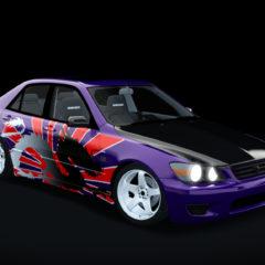 AC 2004 Toyota Altezza RS200 v1.16