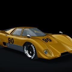 AC 1969 McLaren M6B GT v1.16