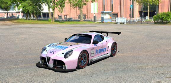 AC 2011 Alfa Romeo 8C GT3 Competizione v1.16