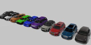AC SUV Pack v1.0