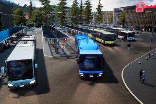 Érkezik a Bus Simulator 18