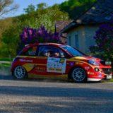 Rallye2-ben Tim Gábor nyerte a Miskolc Rallye-t!