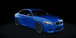 AC 2016 BMW M2 Coupe 3in1 v1.2