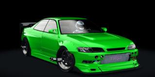AC Toyota Mark II JZX90 TRD Widebody Kit Drift v1.16