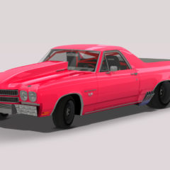 AC 1970 Chevy El Camino SS 6in1 Pack v1.16