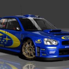 AC Subaru Impreza S11 WRC Gravel v1.16